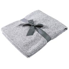 Плед Yelix, серый фото