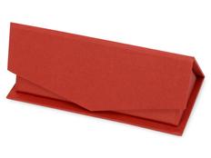 Коробка подарочная для флешки Суджук, красная фото