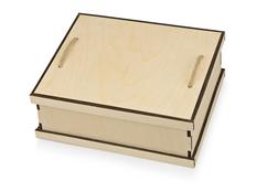Подарочная коробка Invio, бежевый фото