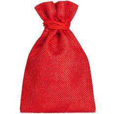 Холщовый мешок Foster Thank, S, красный фото