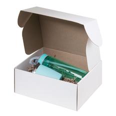 Набор подарочный Portobello: бутылка спортивная, термокружка, бирюзовый фото