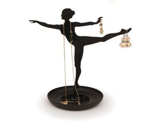 Подставка для аксессуаров Ballerina, чёрная фото