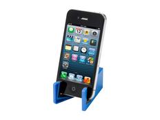 Подставка для смартфона Slim, синяя фото