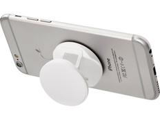 Подставка для телефона Brace с держателем для руки, белая фото