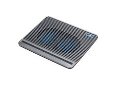 """Подставка охлаждающая для ноутбуков до 15,6"""" Rivacase, серая фото"""