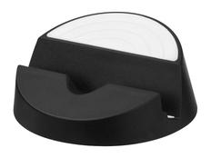 Подставка для телефона Orso, белая/ черная фото