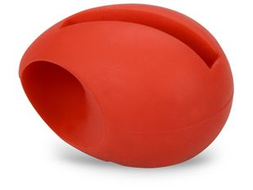 Подставка для телефона Яйцо, красная фото