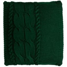 Подушка Stille, зеленая фото