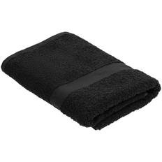Полотенце Embrace, большое, черное фото