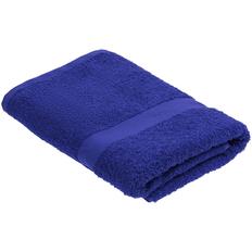 Полотенце Embrace, большое, синее фото
