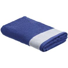 Полотенце Etude, среднее, синее фото