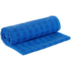 Полотенце-коврик для йоги Stride Zen, синее фото