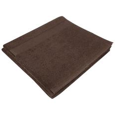Полотенце Soft Me Large, коричневое фото