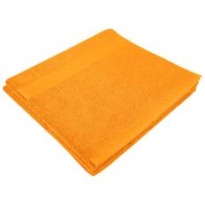 Полотенце Soft Me Large, оранжевое фото