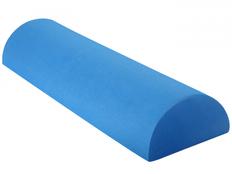 Полуцилиндр для фитнеса, йоги и пилатеса, голубой фото