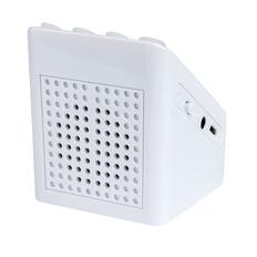Колонка портативная Bluetooth Syrene, белая фото