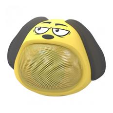 Колонка портативная Ritmix SP 111, желтая фото