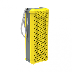 Колонка портативная Ritmix SP 260B, желтая фото