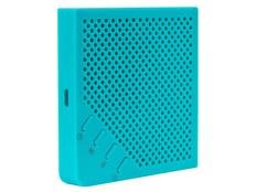 Портативная колонка Rombica Mysound Note, голубая фото