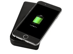 Портативное зарядное устройство беспроводное Avenue Umbra, 10000mAh, черное фото