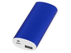 Зарядное устройство портативное Квазар, 4400 mAh, синее фото
