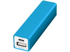 Зарядное устройство портативное Volt, 2200 mAh, синее фото