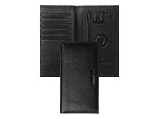 Портмоне с портативным зарядным устройством Cerruti 1881 Buzz, 8000 mAh, черное фото