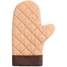Прихватка-рукавица Keep Palms, персиковая фото