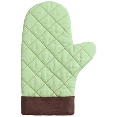 Прихватка-рукавица Keep Palms, зеленая фото