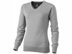 Пуловер женский Elevate Spruce, серый фото
