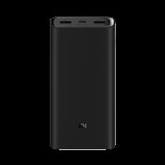 Внешний аккумулятор Xiaomi Mi Power Bank 3 Pro, 20000 mAh, черный фото