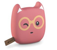 Внешний аккумулятор Hiper Zoo Bubblegum, 7500 mAh, розовый фото
