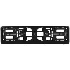 Рамка для номера складная Сделано в России Plate Mate, черная фото