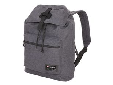 Рюкзак с отделением для ноутбука 13'' WENGER, карман для планшетного компьютера, серый фото
