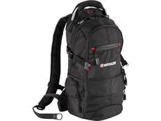 Рюкзак, черный/ красный фото