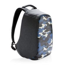 """Рюкзак антикражный для ноутбука 14"""" XD Design Bobby Compact, синий / голубой фото"""
