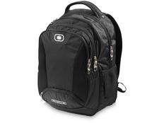 Рюкзак Bullion с отделением для ноутбука 17'', черный фото