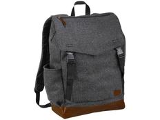 Рюкзак Campster для ноутбука 15'', серый, коричневый фото