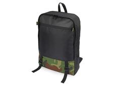 Рюкзак Combat с отделением для ноутбука 17, чёрный фото