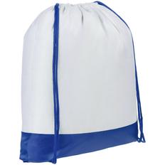 Рюкзак детский Molti Classna, белый / синий фото