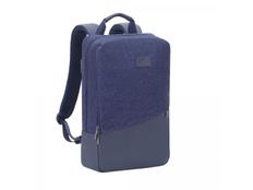 "Рюкзак Rivacase для для MacBook Pro 15"" и Ultrabook 15.6"", синий/ синий меланж фото"