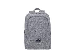 "Рюкзак для ноутбука 13.3"" Rivacase, серый меланж фото"