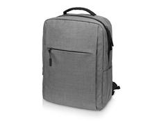 Рюкзак для ноутбука 15'' Ambry, серый меланж фото