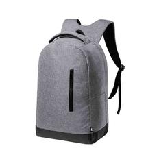 """Рюкзак для ноутбука 15"""" Bulman, серый меланж фото"""