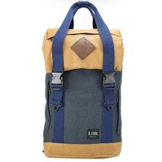 Рюкзак для ноутбука 15'' G.Ride Arthur, 25 л, синий / горчичный фото