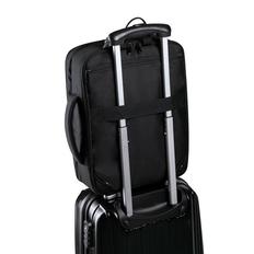 """Рюкзак для ноутбука 15"""" Hurkon, черный фото"""