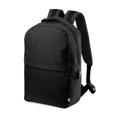 """Рюкзак для ноутбука 15"""" Konor, черный фото"""