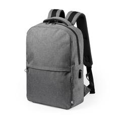 """Рюкзак для ноутбука 15"""" Konor, серый фото"""