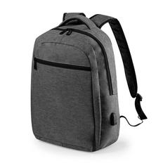 """Рюкзак для ноутбука 15"""" Mispat, серый фото"""