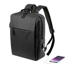 """Рюкзак для ноутбука 15"""" Prikan, черный фото"""